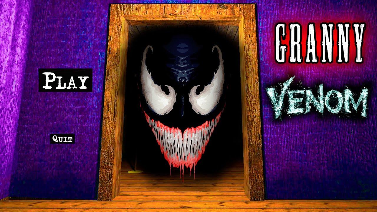 Granny is Venom! Funny moments in Granny's house!