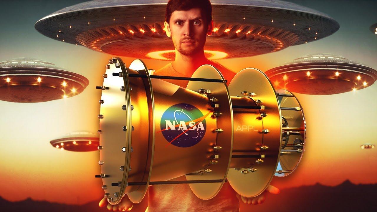 "Правда о ""невозможном двигателе NASA"". Летим к звёздам или конец истории? / EmDrive"