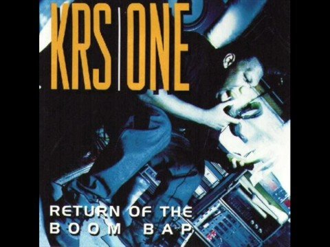 KRS-One - Can't Wake Up (I'm A Blunt)