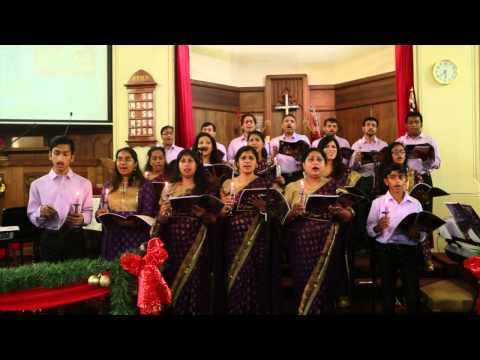 Thoomanju Pozhiyunna Raavil- Melbourne Mar Thoma Church Choir- Christmas Carol Service 2014