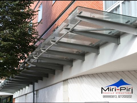 glass canopy fittings hardware manufacturing companies suppliers wholesalersexporters delhiindia - Glass Tile Canopy 2016