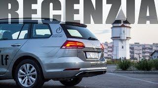 VW Golf Variant - Test i recenzja [PL] 1.4 TSI 125KM manual