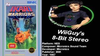 Ikari warriors (nes) soundtrack - 8bitstereo
