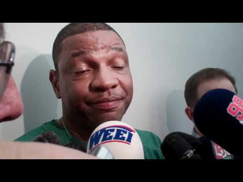Doc Rivers on Chris Paul, David Stern and Heidi Watney.flv