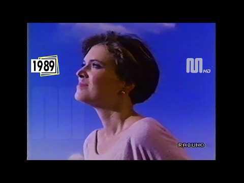 1989 RaiUno sequenza pubblicitaria del 15 settembre (clip 1)