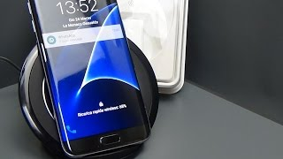 WIRELESS FAST CHARGER SAMSUNG S7-EDGE EP-NG930
