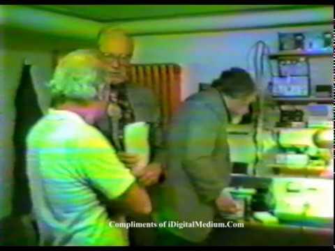 Audio - George Meek & Dr. Ernst Senkowski Visit Hans Otto Konig's Lab - Dec. 14, 198?