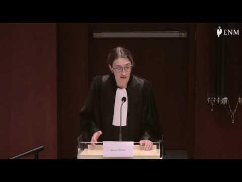 1 Alexia Cussac   - Réquisitoires Prix Fondation Scelles 2017