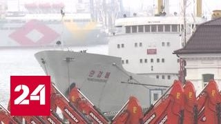 Раджин - Владивосток: Россию и Северную Корею связал новый морской маршрут