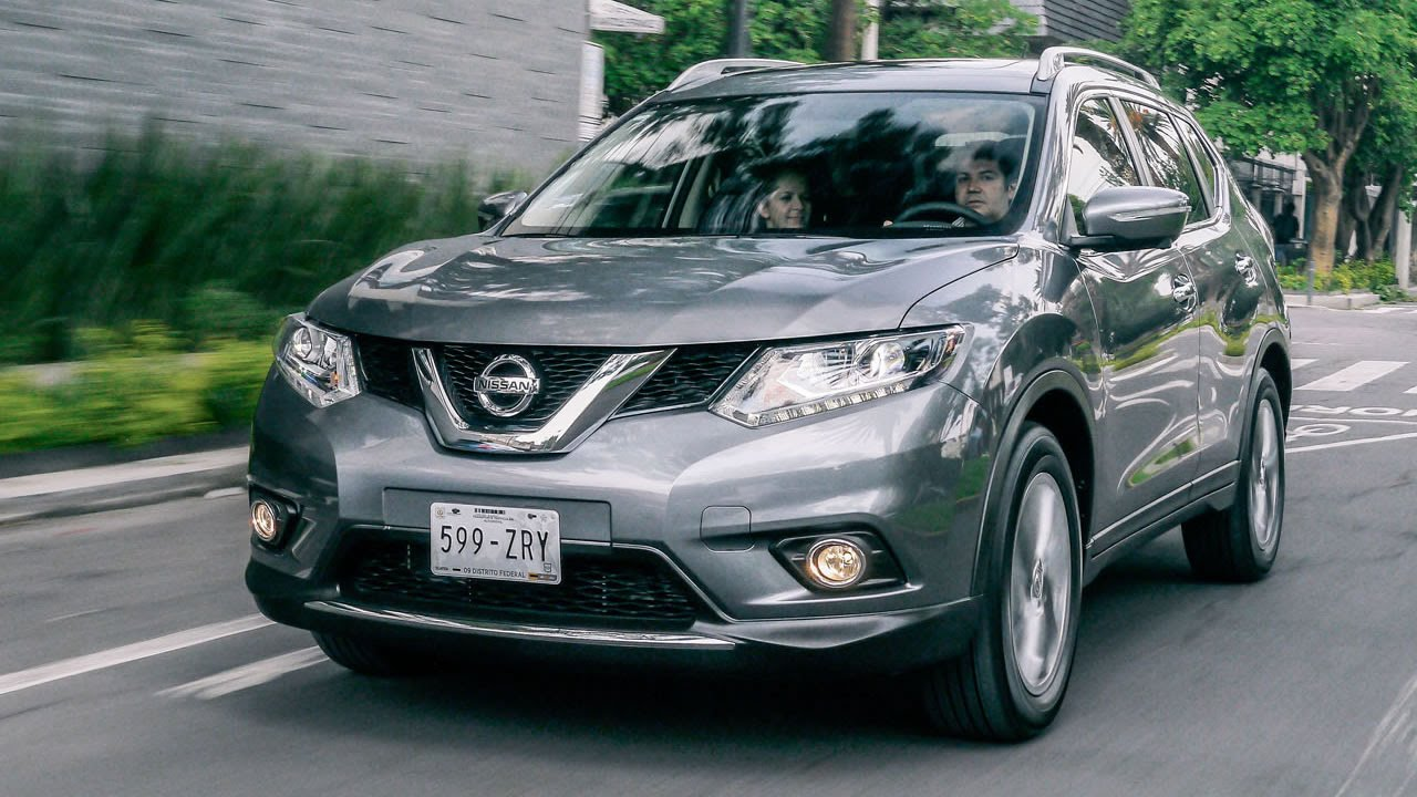nissan x trail 2015 a prueba autocosmos youtube. Black Bedroom Furniture Sets. Home Design Ideas