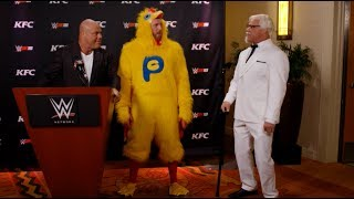 KFC x WWE 2K18: Secret Character