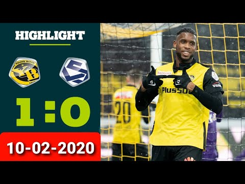 Young Boys Lausanne Goals And Highlights