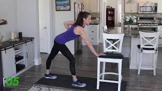 15 min Legs & Back