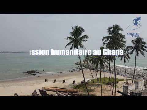 Mission humanitaire au Ghana, Nouvelle optique