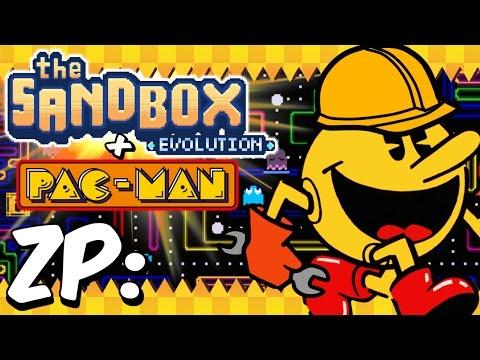 The Sandbox Evolution: Pac-Man