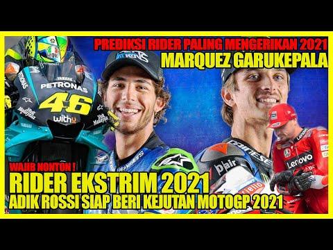 NGERI ! ADIK ROSSI GEMPARKAN MOTOGP 2021 MARQUEZ MULAI GARUKEPALA