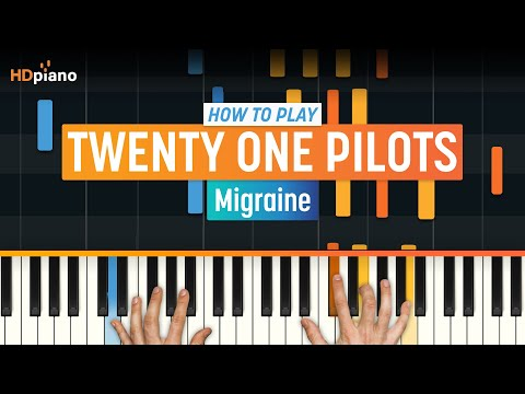 "How To Play ""Migraine"" by Twenty One Pilots 