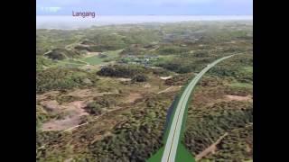 Statens vegvesen - E18 Tvedestrand-Arendal (animasjon)
