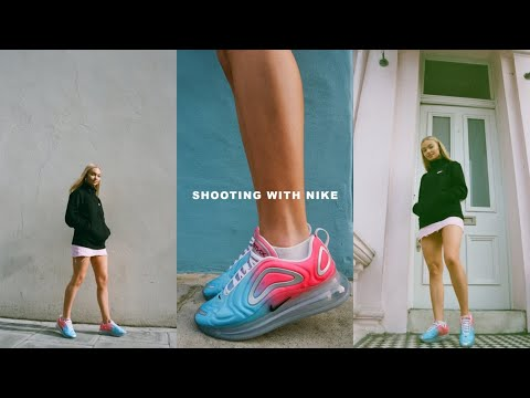 Shooting With Nike + A YouTube Chat (Vlog)