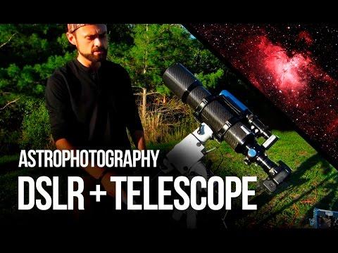 DSLR Astrophotography – Let's Photograph the Eagle Nebula