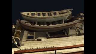 H.M.S. BOUNTY 1783 3D MODEL