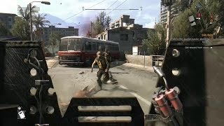 Dying Light: How to use a shield [Tutorial] | JustSESSI