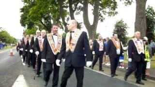 East Of Scotland Boyne Parade 26th June 2010 part  3