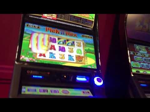 Rainbow riches pick & mix £500 jackpot slot MECCA