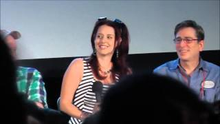 Voices of the Disney Parks Panel D23 Expo 2013