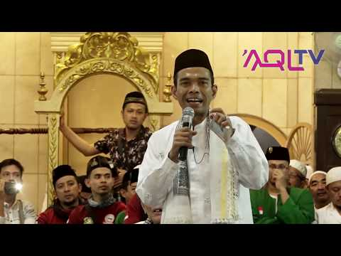 Tabligh Akbar Ust. ABdul Somad | Masjid Jami Al Makmur, Jakpus