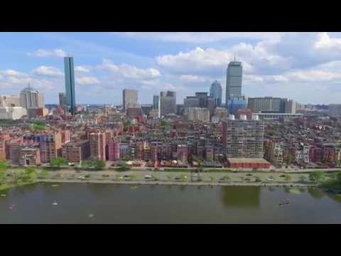 Charles River–Boston Skyline