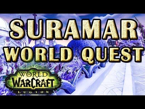 Undersea Survey WoW World Quest