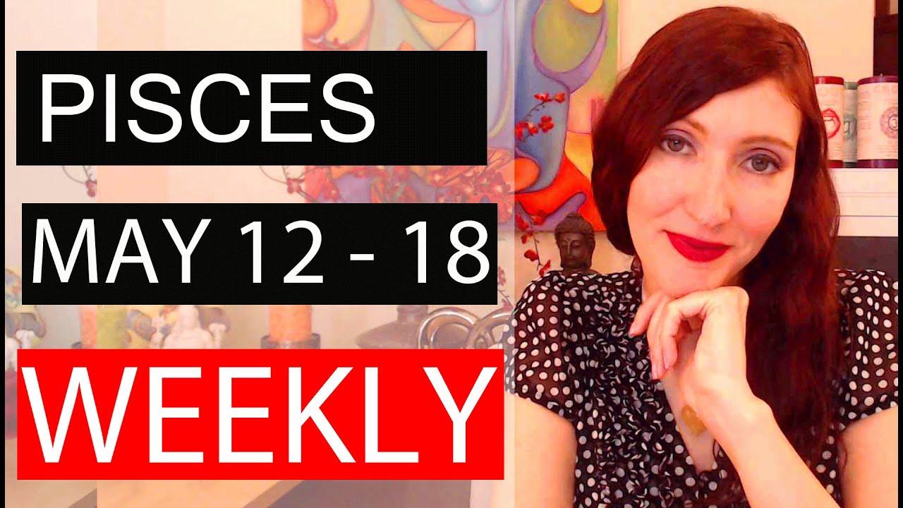 PISCES weekly LOVE Tarot