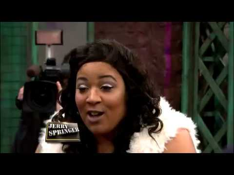 Lesbian Strippers Share Their Cookies (The Jerry Springer Show) from YouTube · Duration:  31 seconds
