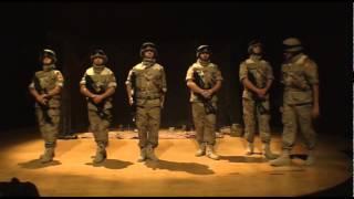 """""""Escuadra hacia la muerte"""" por El Barracón - Inicio"""