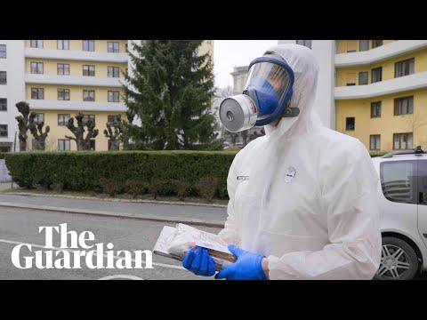 Norway's hazmat booksellers: keeping Oslo reading during coronavirus
