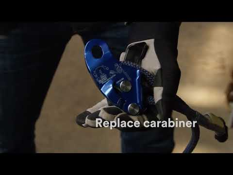 3M™ DBI-SALA® Trigger X  – Rope Installation Video