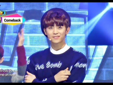 HALO - Come On Now, 헤일로 - 어서 이리온 now, Show Champion 20141119