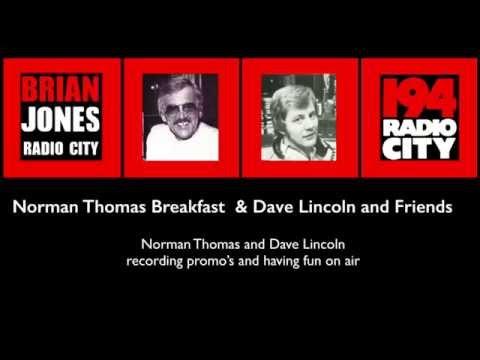 194 RADIO CITY     Norman Thomas & Dave Lincoln Shows  HD