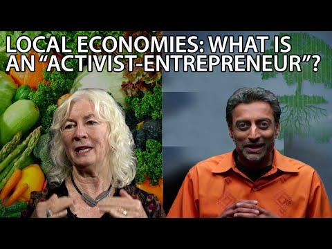 Judy Wicks: What is an Activist Entrepreneur?