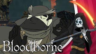 Что такое Bloodborne - бесполезное мнение