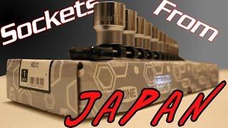 Tone Tools Japanese Socket Set ✔