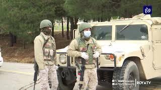 رئيس الأركان المشتركة يوجه رسالة إلى نشامى ونشميات القوات المسلحة (20/3/2020)