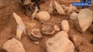 Sensationelle Grabfunde aus Bronzezeit zwischen Wahlwies und Orsingen