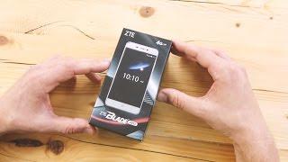 ZTE Blade A452 Unboxing & erster Eindruck (deutsch)