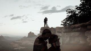 Intimate Elopement In Sedona, Arizona | Cathedral Rock | Merry Go Round