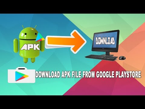 How to Download APK Files From Google Play Store to PC