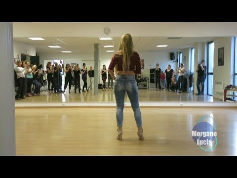 sensual dance kizomba for ladies - Morgane Lucia thumbnail