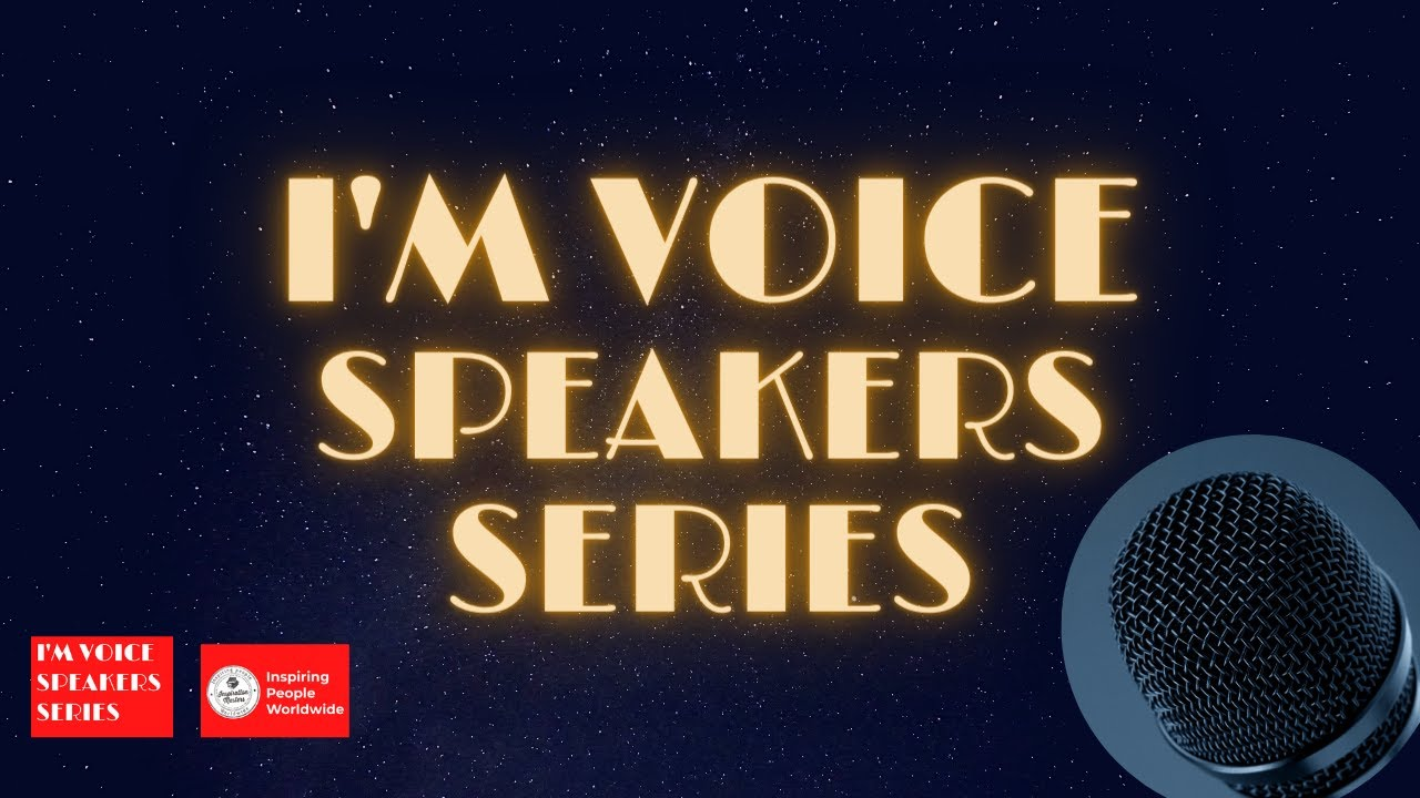 I'M Voice Speaker 2020 - Anika Maheshwari - Grow Friendships Through Sports