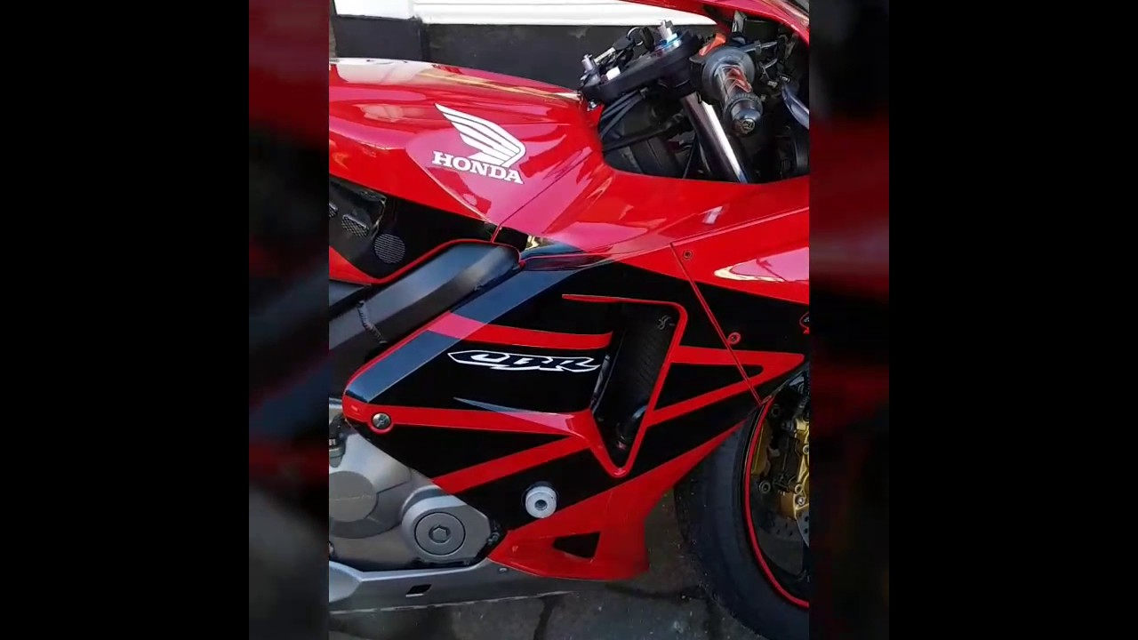 Honda Cbr 600rr Coolant Top Up And Where The Tool Box Is On The Bike